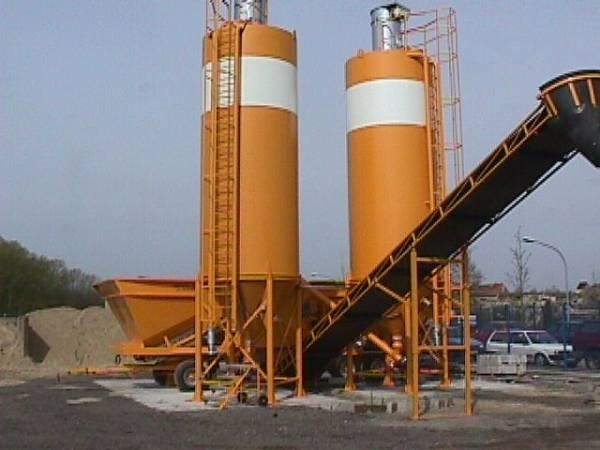 Бизнес план строительства завода по производству бетона