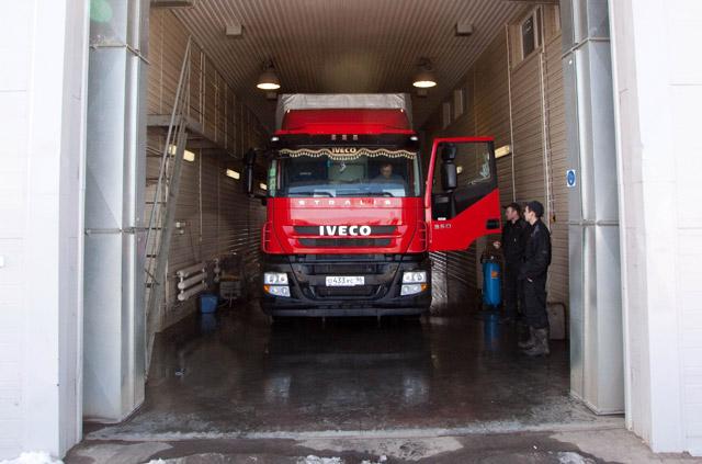 Бизнес план автостоянки, шиномонтажа и автомойки грузовых автомобилей