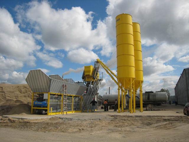 Бизнес план бетонного завода