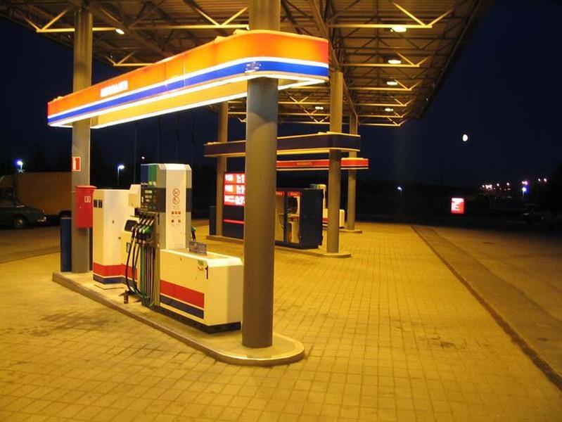 Бизнес план автозаправочной станции