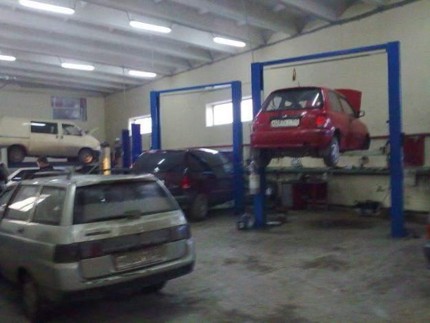 Бизнес план ремонт и техническое обслуживание автотранспортных средств