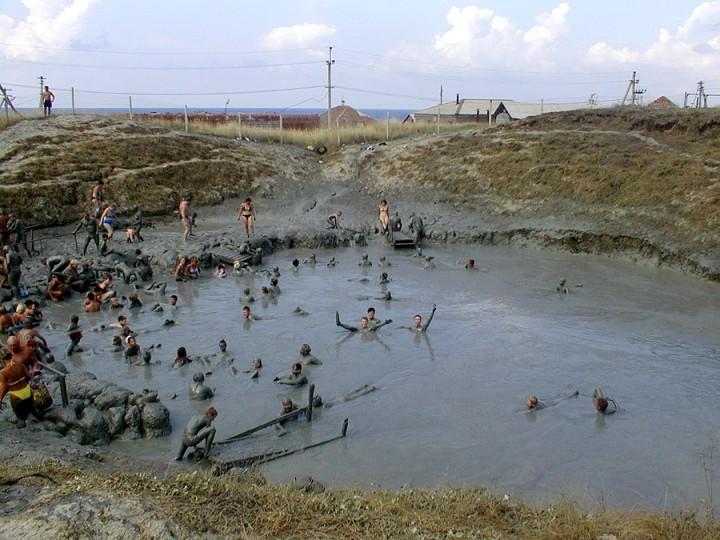 Бизнес план разработки грязевого вулкана и оказания услуг лечения грязями