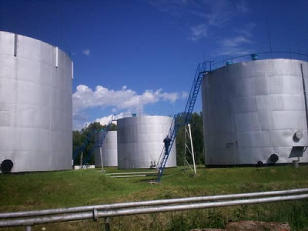 Бизнес план реконструкции нефтебазы