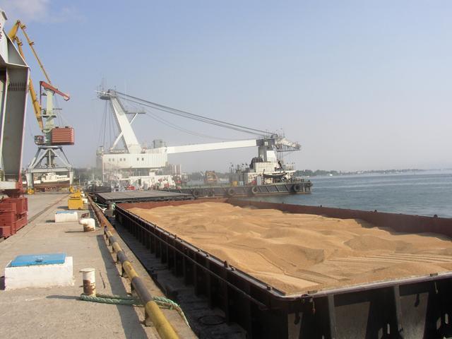 Бизнес план отгрузочного терминала зерновых и масличных культур