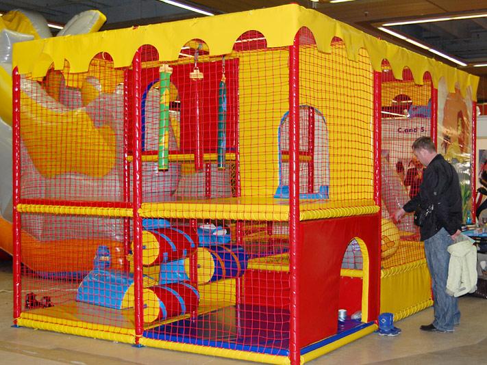 Бизнес план детского игрового комплекса