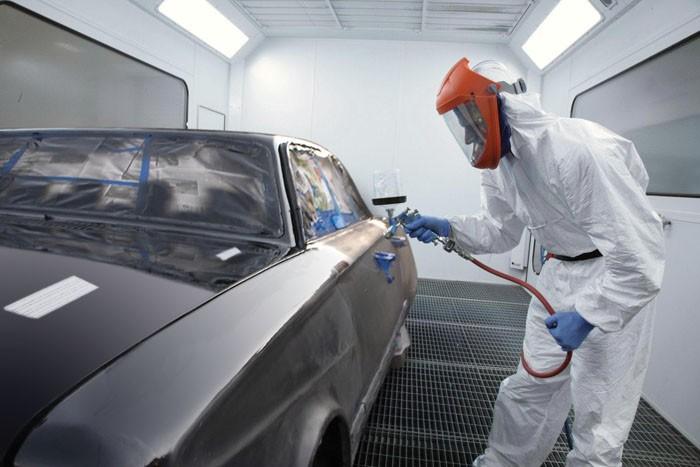 Бизнес план кузовного ремонта и покраски автомобилей