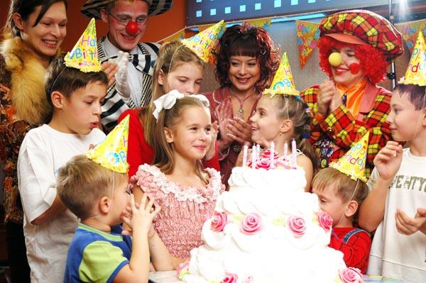 Бизнес план организации и проведения детских праздников