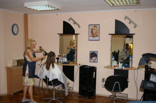Бизнес план организации салона-парикмахерской