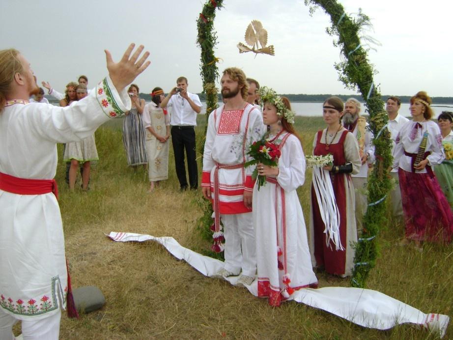 Бизнес план организации славянских свадеб