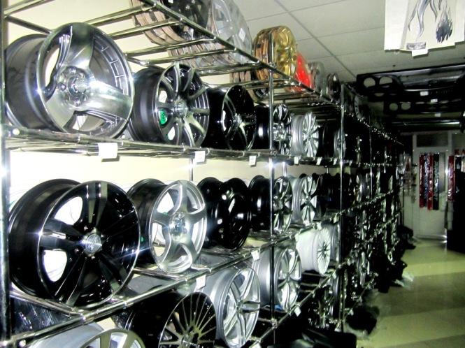 Бизнес план открытие автомагазина и автосервиса