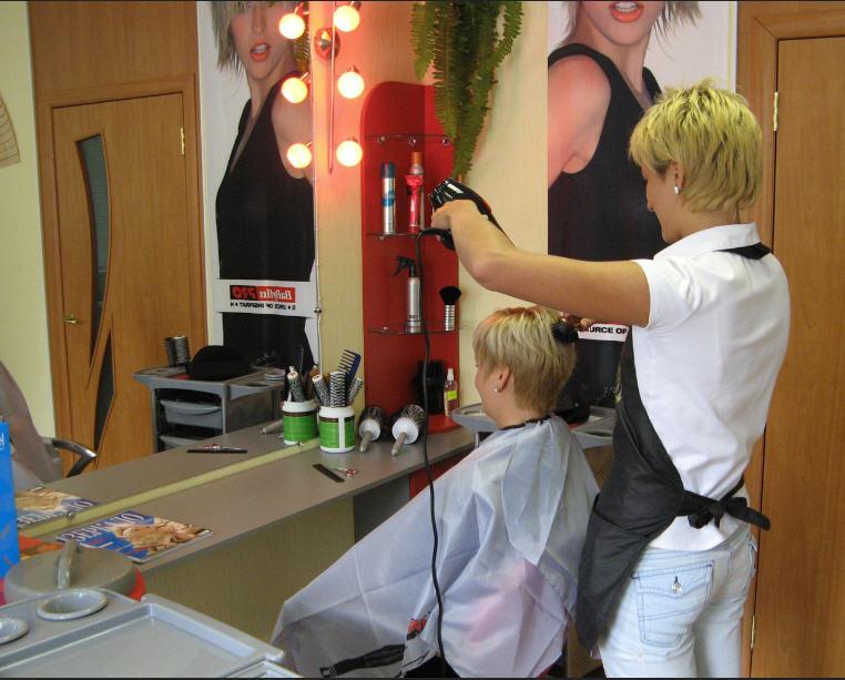 Бизнес план парикмахерские услуги