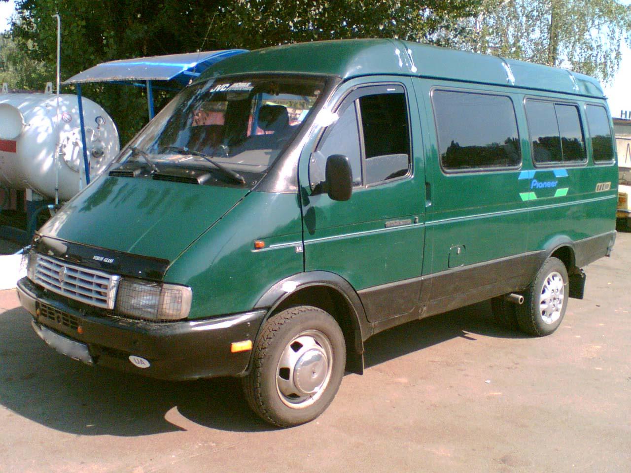 Бизнес план пассажирских перевозок на автомобиле «Газель»