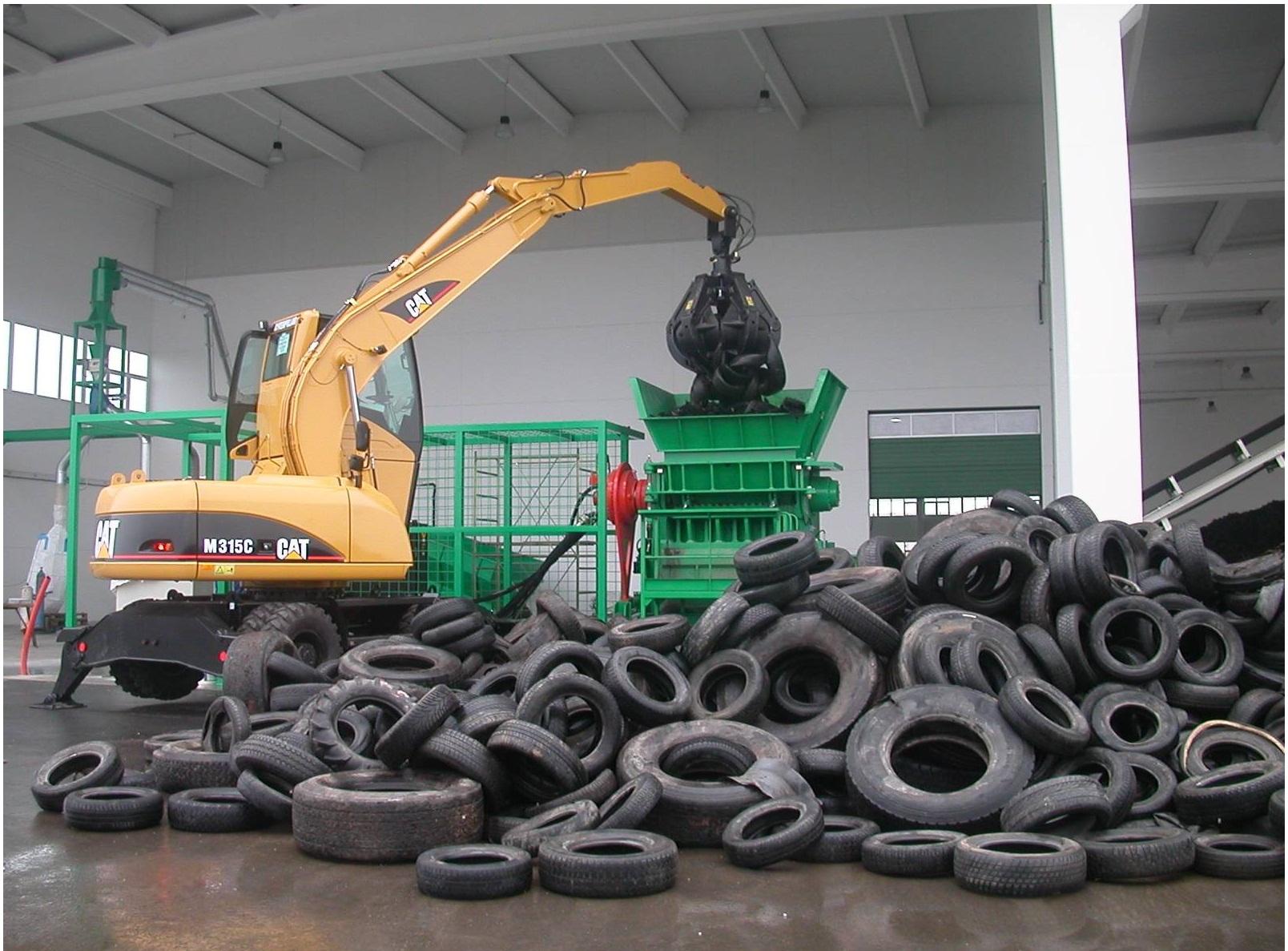 Бизнес план переработка покрышек