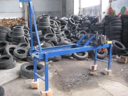 Бизнес план переработки автомобильных покрышек в резиновую крошку и производству покрытий на ее основе