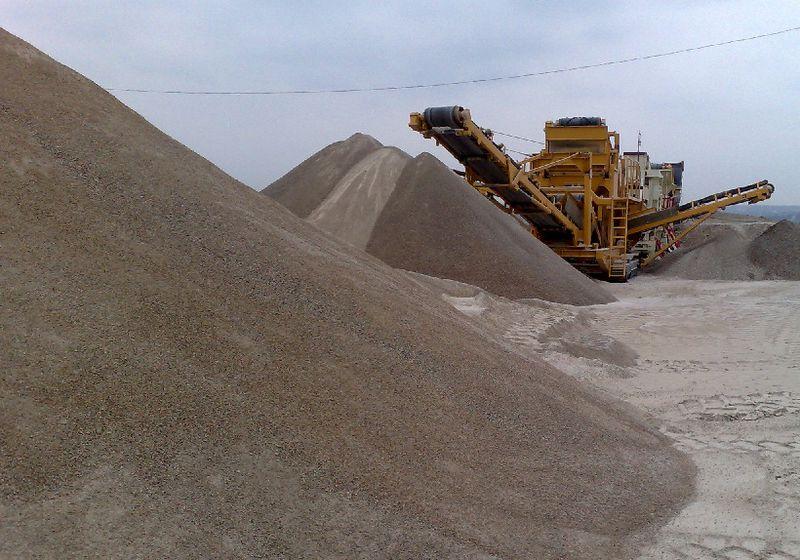 Бизнес план песчано-гравийного карьера
