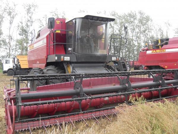 Бизнес план приобретения 10 единиц зерноуборочного комбайна КЗС-1218-29