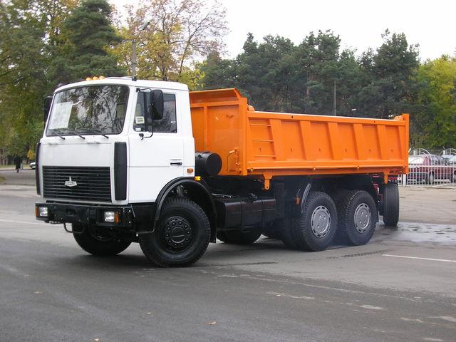 Бизнес план приобретения самосвала МАЗ 551605-271-050 и оказание услуг грузоперевозок