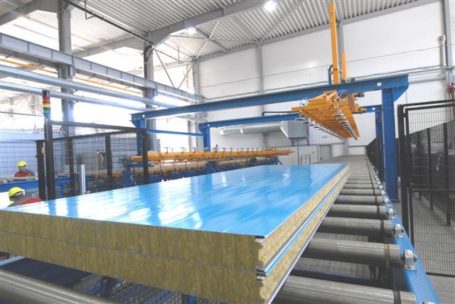 Бизнес план производства бетона и сендвич-панелей
