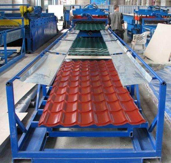 Бизнес план производства черепицы оцинкованной и с полимерным покрытием