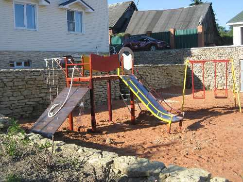 Бизнес план производства детского игрового уличного оборудования