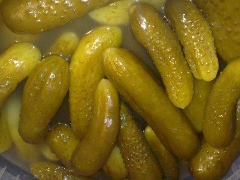 Бизнес план производства консервированных огурцов