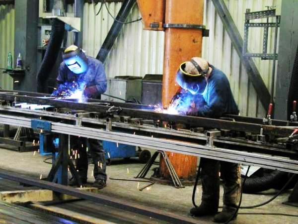 Бизнес план производства металлоконструкций