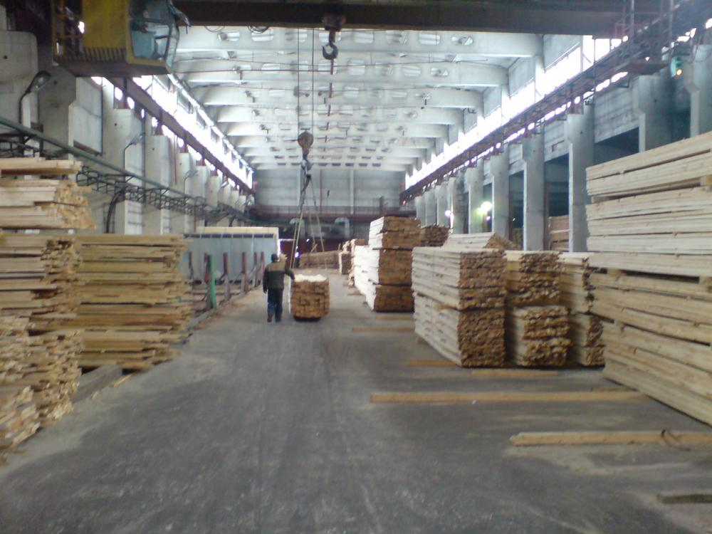 Бизнес план производства обрезного пиломатериала
