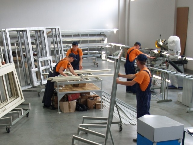 Бизнес план производства пластиковых окон (ПВХ)