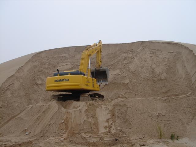 Бизнес план разработки песчаного карьера