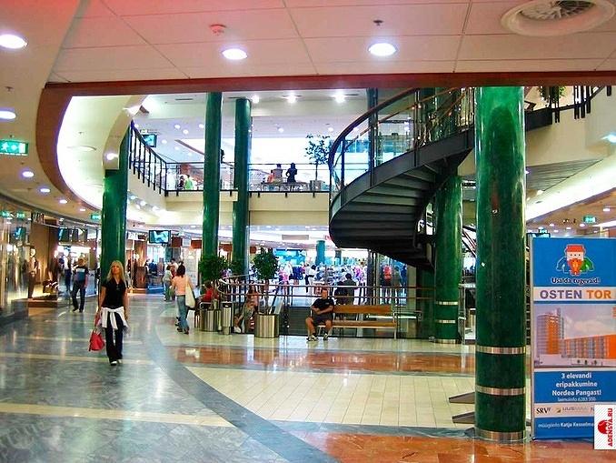 Бизнес план реконструкции торгового центра