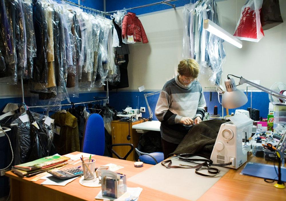Бизнес план швейное ателье