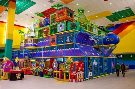 Бизнес план создания детского игрового комплекса