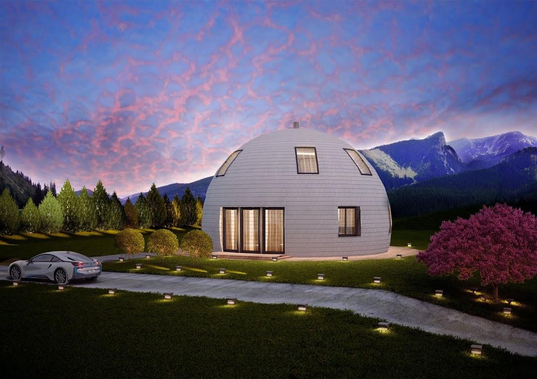 Бизнес план строительства домов-сфер