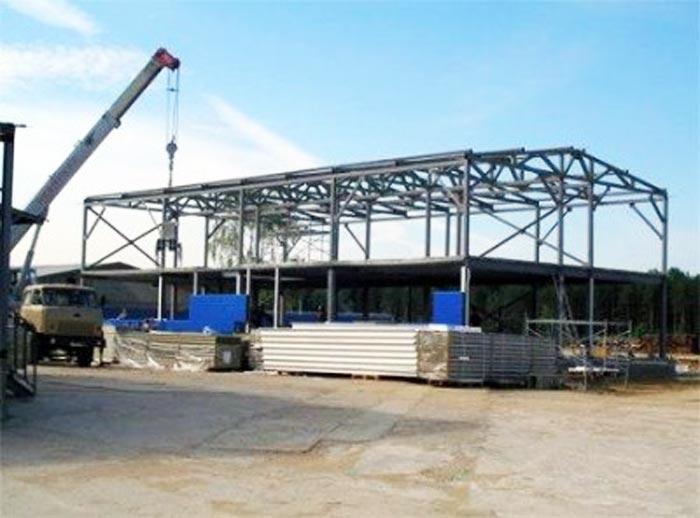 Бизнес план строительства торгово-офисного центра площадью 800 кв.м.
