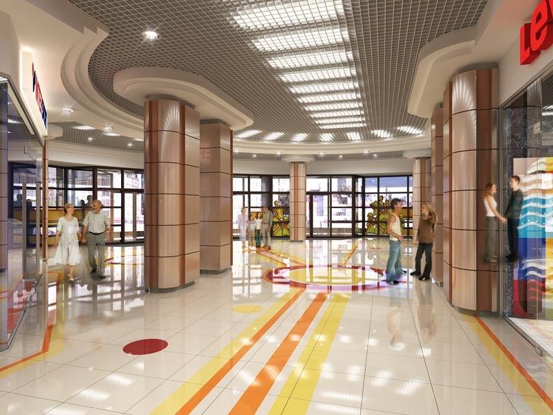 Бизнес план строительства торгового центра