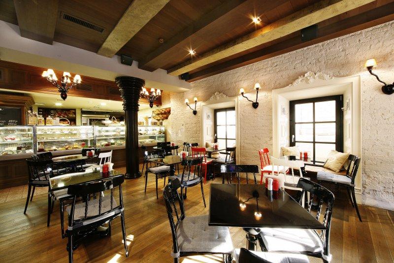 Бизнес план строительства здания кафе-кулинарии
