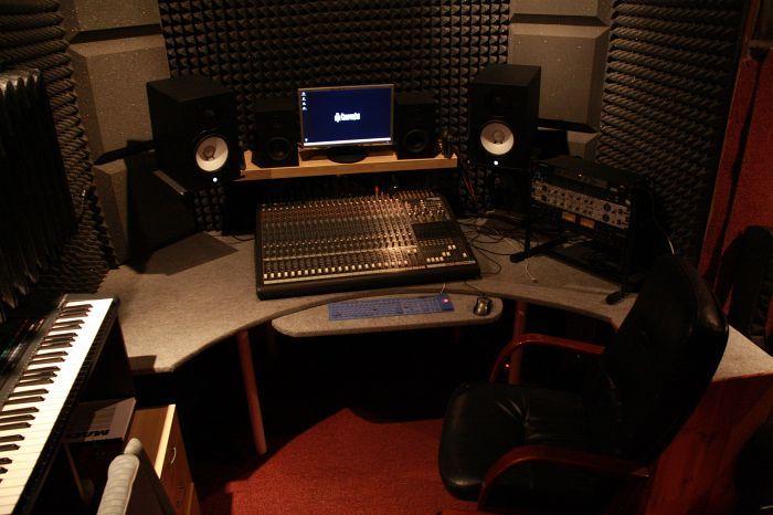 Бизнес план студии звукозаписи