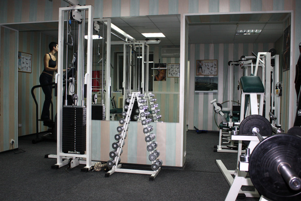 Бизнес план тренажерного зала и фитнес клуба