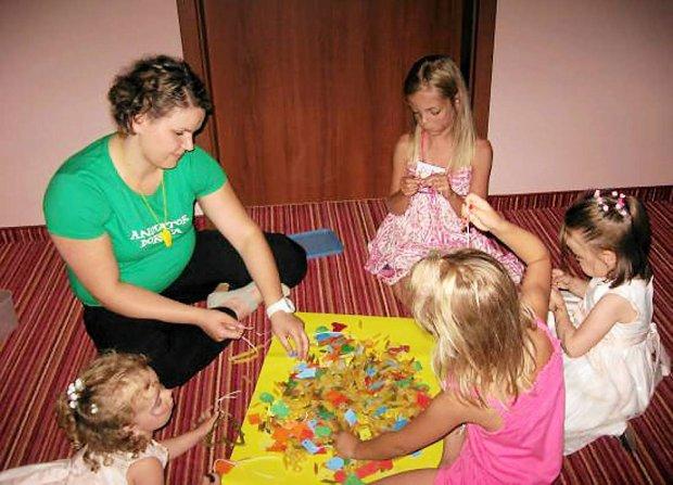 Бизнес план центра по присмотру за детьми