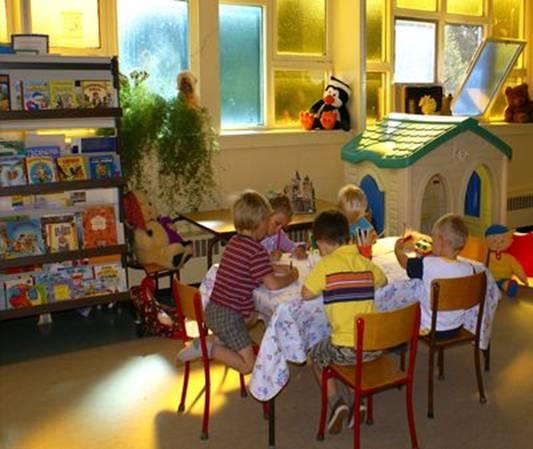 Бизнес план центра по уходу и присмотру за детьми