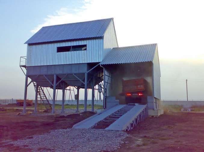 Бизнес план зерноочистительного комплекса ЗАВ-20