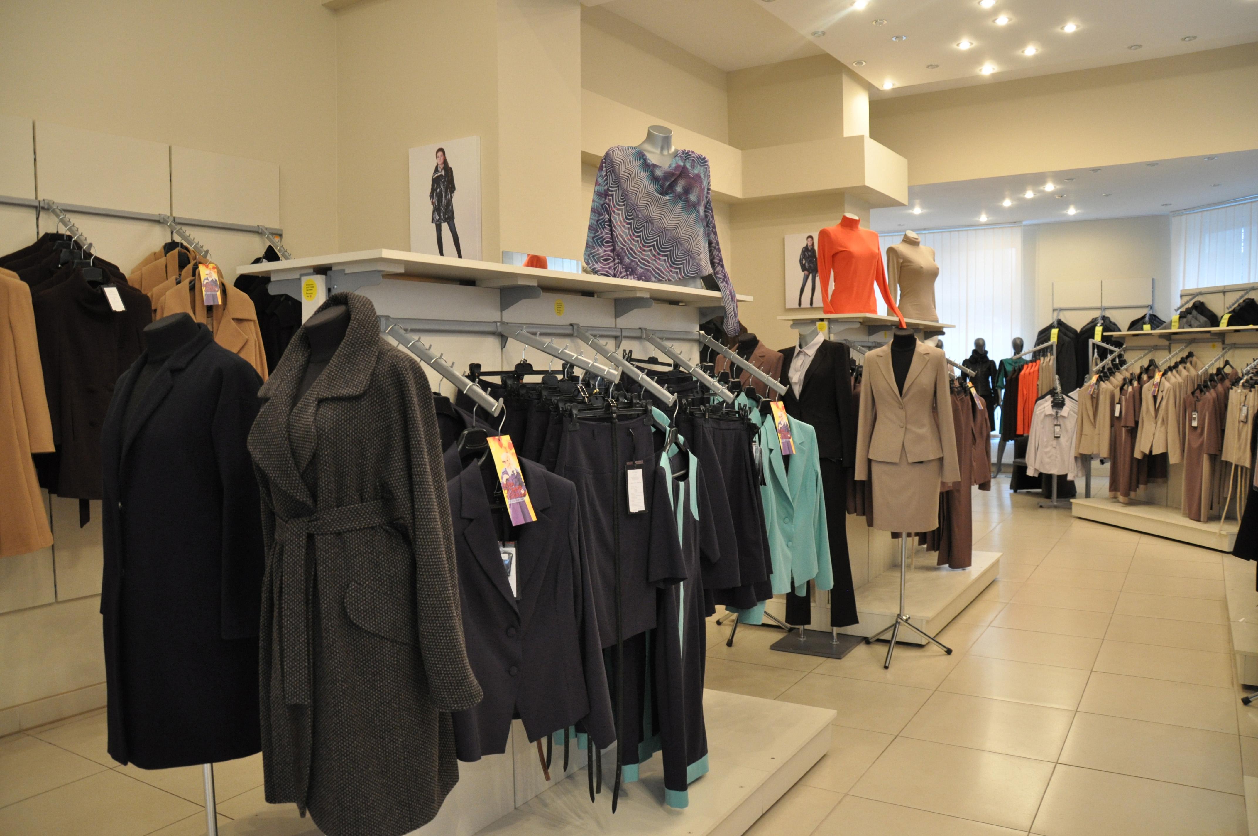 Бизнес план открытие магазина женской одежды