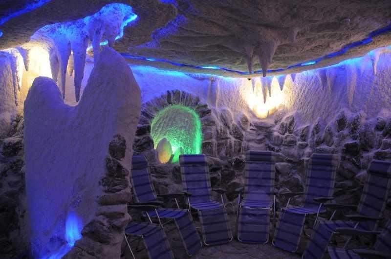 Бизнес план открытия соляной пещеры