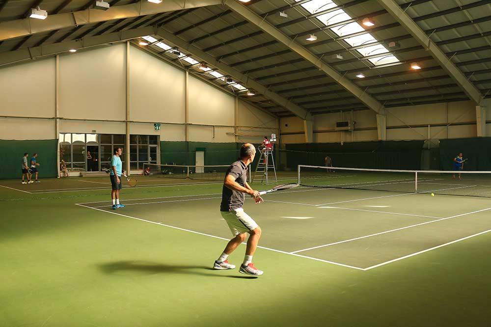 Бизнес план теннисный клуб