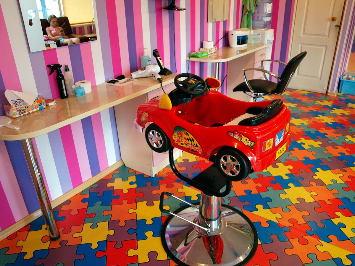 Бизнес план парикмахерская для детей