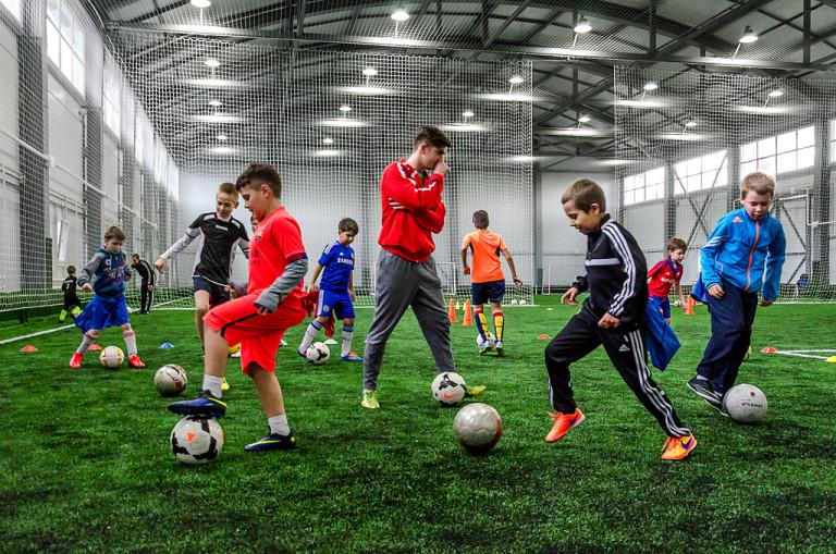 Бизнес план Школа футбол