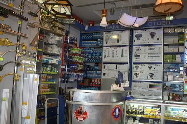 Бизнес план магазина электрики