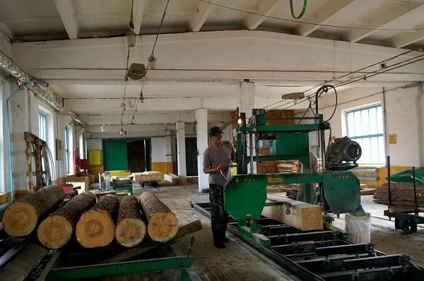 Бизнес план деревообрабатывающего производства
